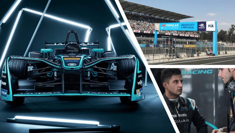 Jaguar en la Fórmula E: correr para innovar