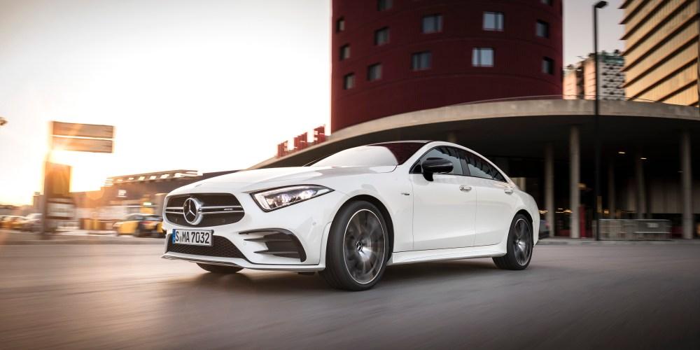 Poder, aerodinámica y belleza: probamos el Mercedes-AMG CLS 53 4MATIC+