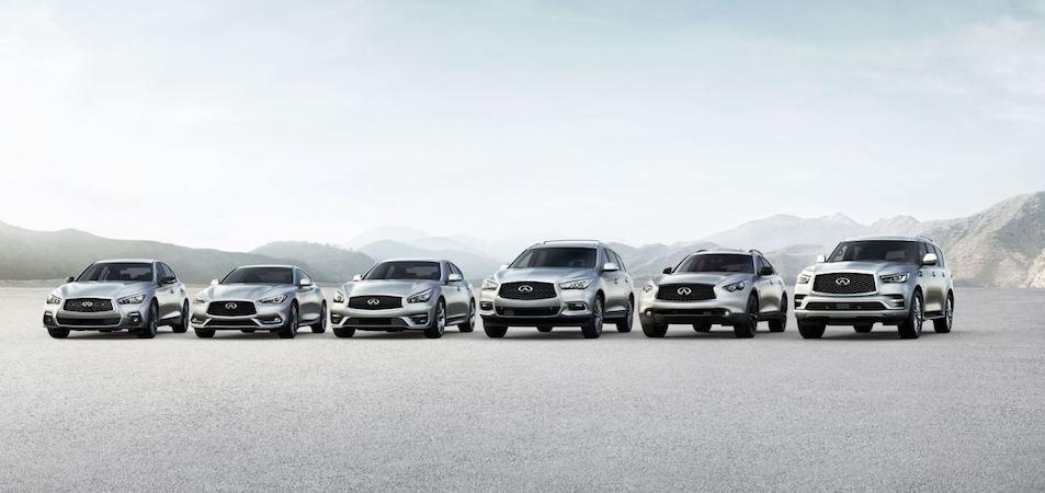 INFINITI reporta 199 vehículos comercializados en febrero