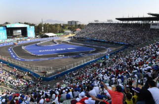 2017/2018 FIA Formula E Championship. Round 5 - Mexico City ePrix. Autodromo Hermanos Rodriguez, Mexico City, Mexico. Saturday 3 March 2018.  Photo: Sam Bagnall/LAT/Formula E ref: Digital Image DSC_5272