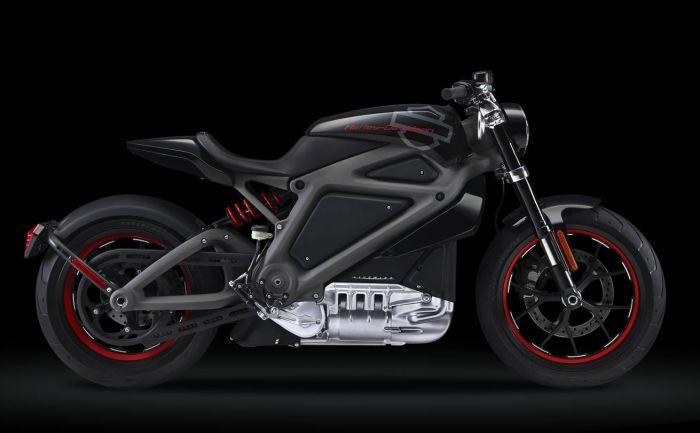 En el futuro de Harley-Davidson están las motos eléctricas