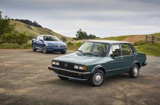 Así ha cambiado el Volkswagen Jetta a lo largo de cuatro décadas