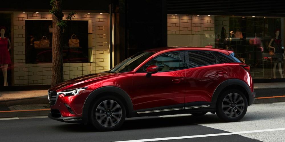 Mazda CX-3 ¡se pone más guapa!