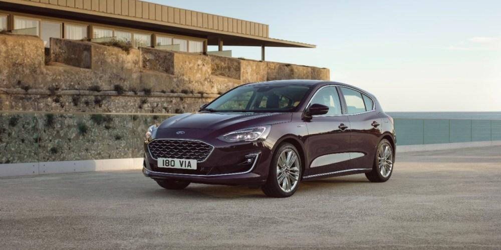 El nuevo Ford Focus 2019 se presentó en Europa y China