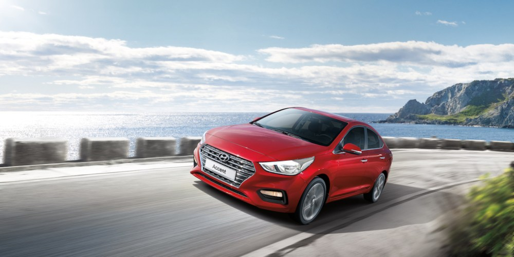 Hyundai de México con muy buenas cifras de ventas, el Accent a la cabeza