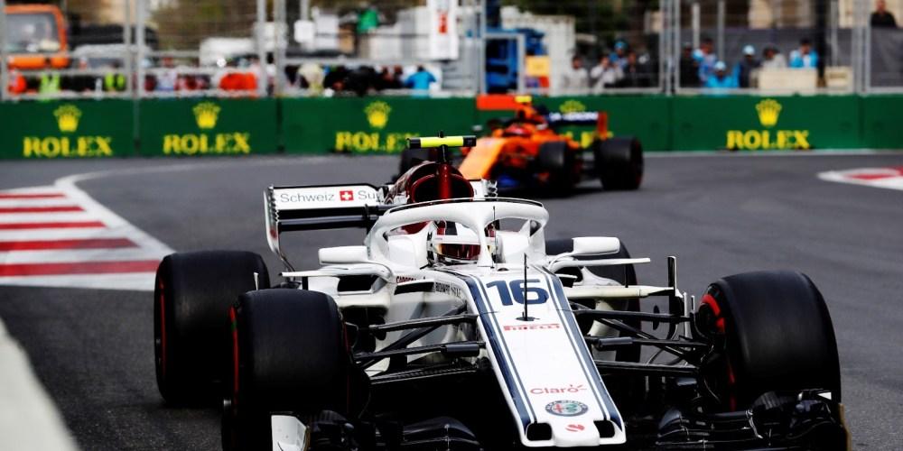 Alfa Romeo Sauber F1 obtiene su mejor resultado desde 2015