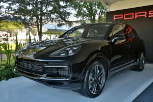 Porsche Cayenne llega a México en versión Turbo