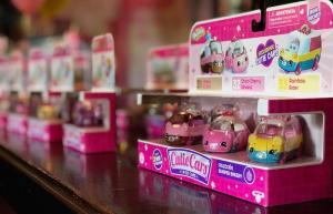 """Porque las niñas también juegan a los """"carritos"""", llegan a México los Cutie Cars"""