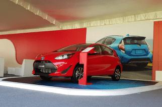 Toyota presente en el Gran Concurso Internacional de la Elegancia
