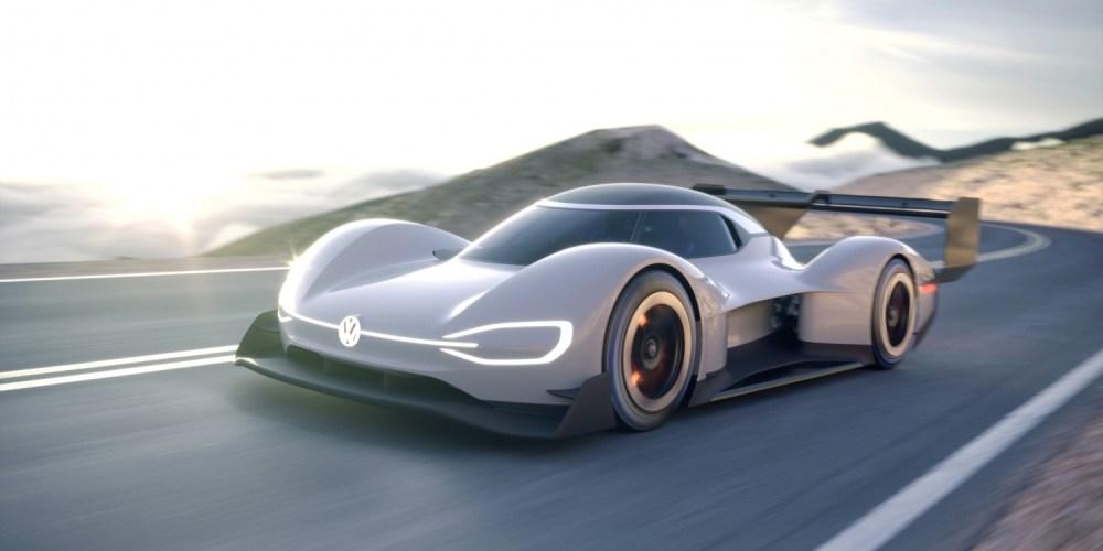 Volkswagen I.D. R Pikes Peak por romper un récord con su primer eléctrico de carreras