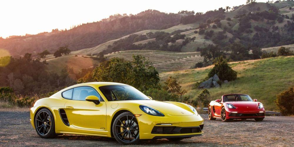 Llegan los GTS para los Porsche 718. ¡Los manejamos en California!