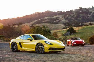 Llegan los GTS para los Porsche 718. Los manejamos en California!
