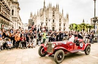Alfa Romeo triunfa en la Mille Miglia 2018