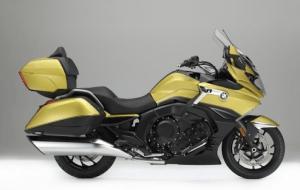BMW Motorrad presenta la nueva BMW K 1600 Grand America
