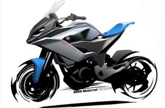 BMW Motorrad Concept 9cento, emoción y rendimiento en una moto de turismo