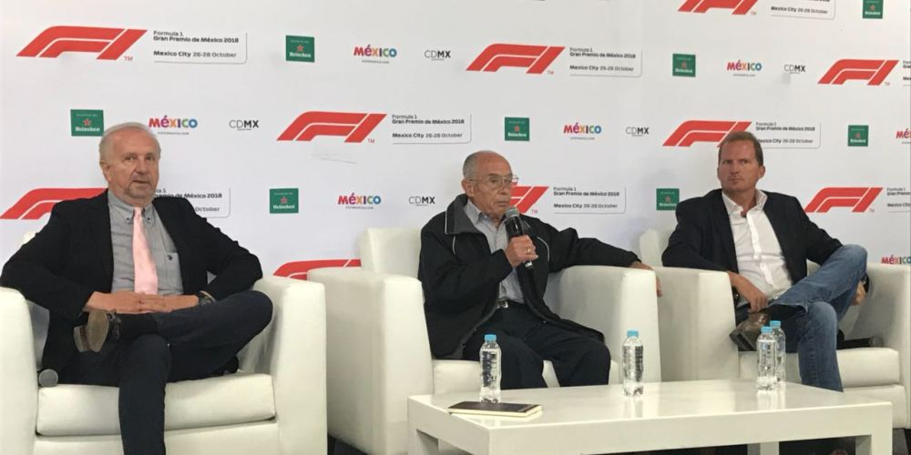 El Autódromo Hermanos Rodríguez está listo para el Gran Premio Fórmula 1