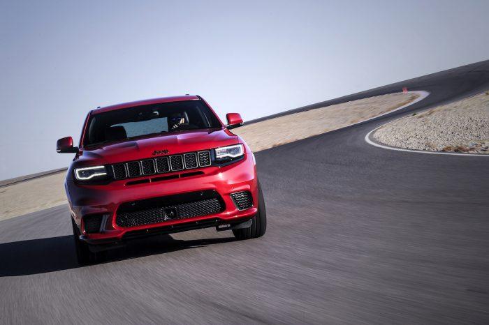 Llega a México el Jeep más rápido de la historia
