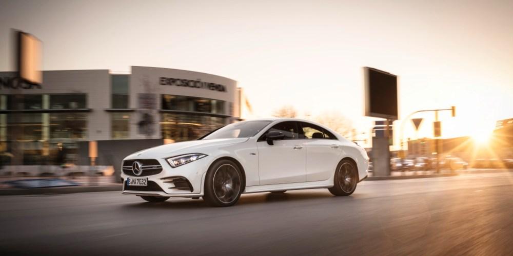 Mercedes-AMG, lista la ofensiva de modelos AMG-53 para agosto en todo el mundo