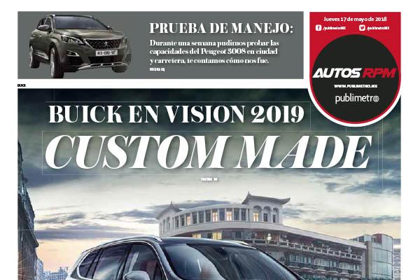 Buick en Vision 2019 Custom Made