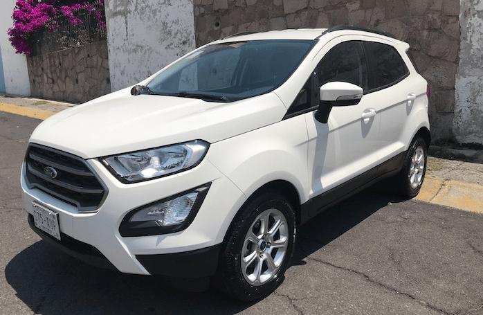 A prueba: Ford EcoSport 2018