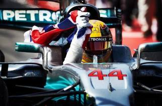 Hamilton gana en Paul Ricard y Pérez abandona la competencia