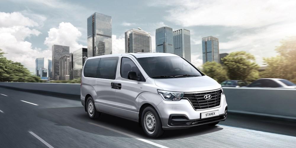 Nueva Van Hyundai Starex llega al mercado mexicano