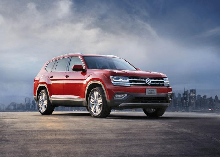 Conoce el nuevo SUV familiar Volkswagen Teramont, ¡todos a bordo!