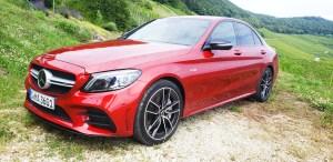 Conocimos el nuevo Mercedes-Benz Clase C 2019