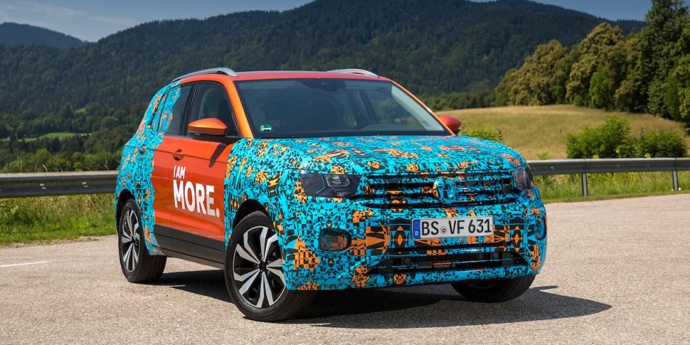 El Nuevo T-Cross se fabricará en Volkswagen Navarra