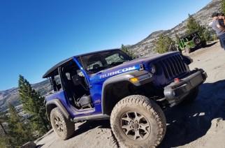 Jeep y el Rubicon Trail, un verdadero reto para profesionales