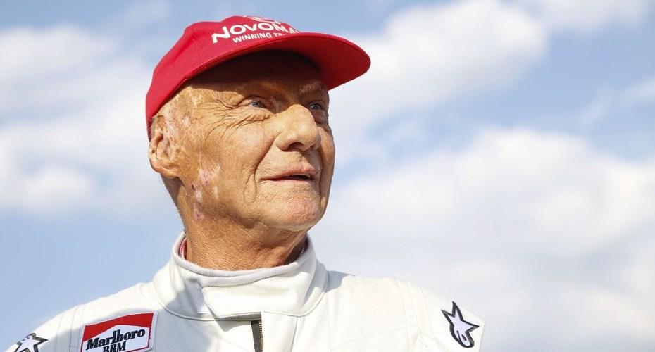 Niki Lauda, fue sometido a un trasplante de pulmón