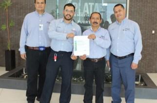 La Planta de Ensamble Saltillo Van reconocida por Energy Star