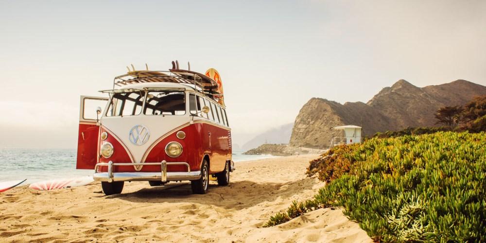 Cómo puedes cuidar de tu auto cuando vas a la playa