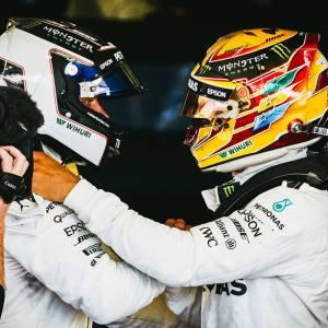 Hamilton gana en Rusia gracias al sacrificio de Bottas
