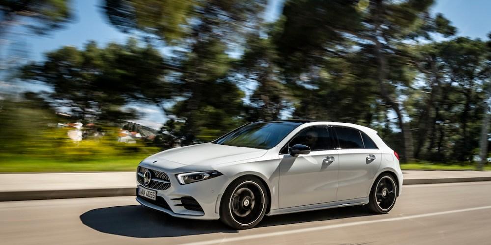 Nuevo Mercedes-Benz Clase A 2019, presentación nacional