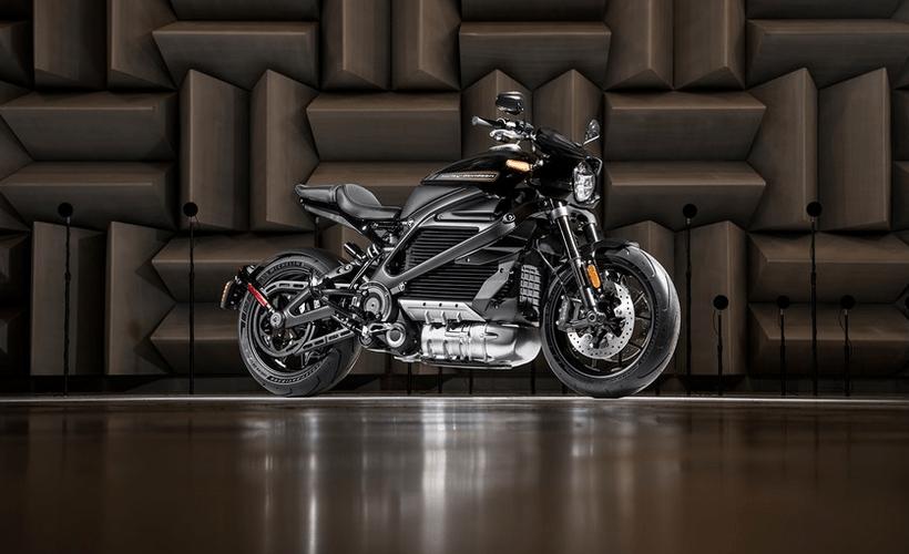 Harley-Davidson llega a Silicon Valley