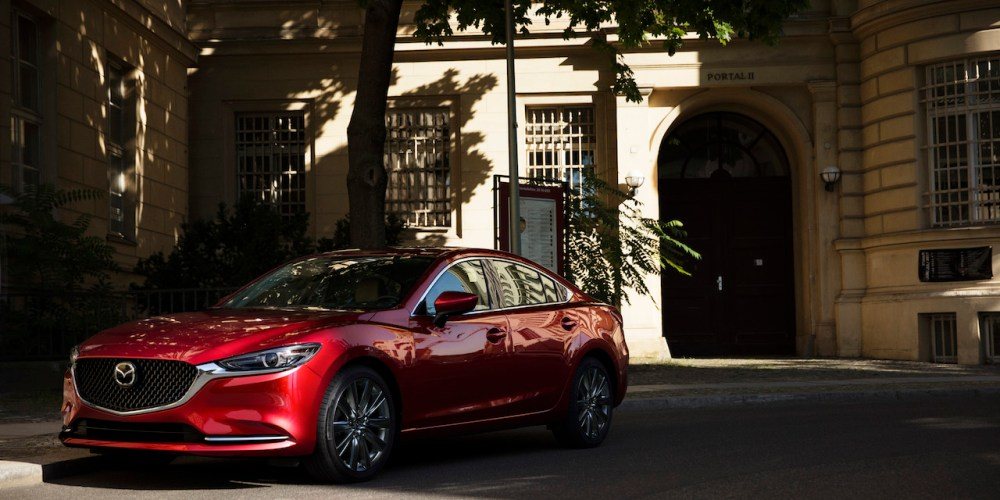 Mazda anuncia Apple CarPlay y Android Auto para el Mazda6 2019