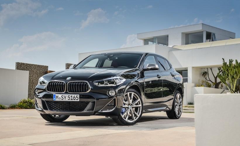BMW X2 M35i, deportividad y apariencia alucinantes