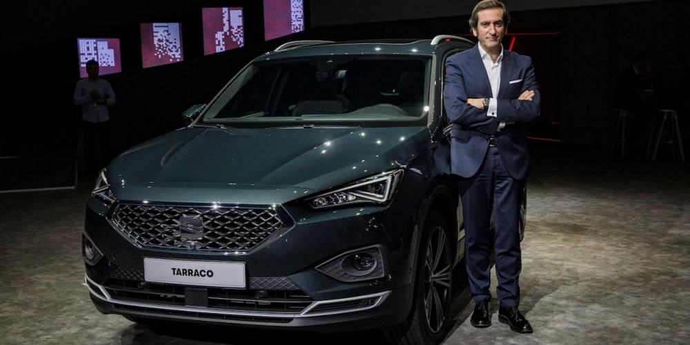 SEAT galardonada con el premio Eurostars, Alejandro Mesonero-Ramos el autor