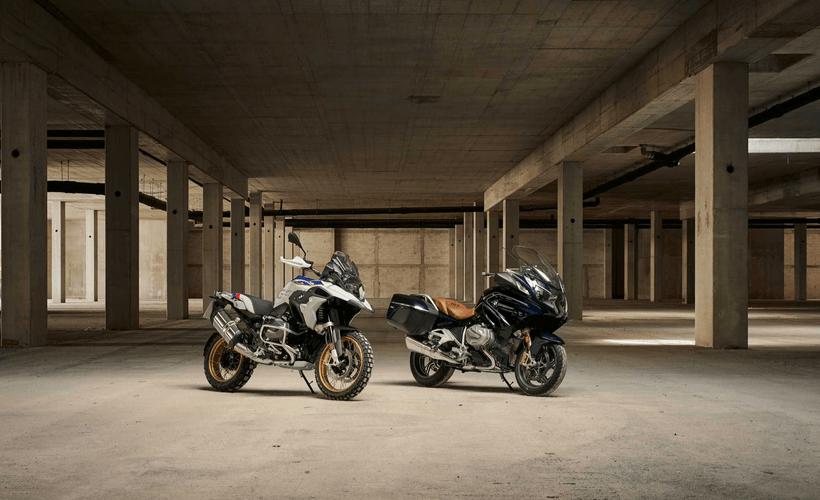 Ya en México las nuevas BMW R 1250 GS y BMW R 1250 RT