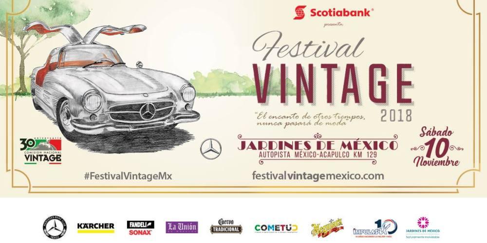 Festival Vintage 2018 tercera edición