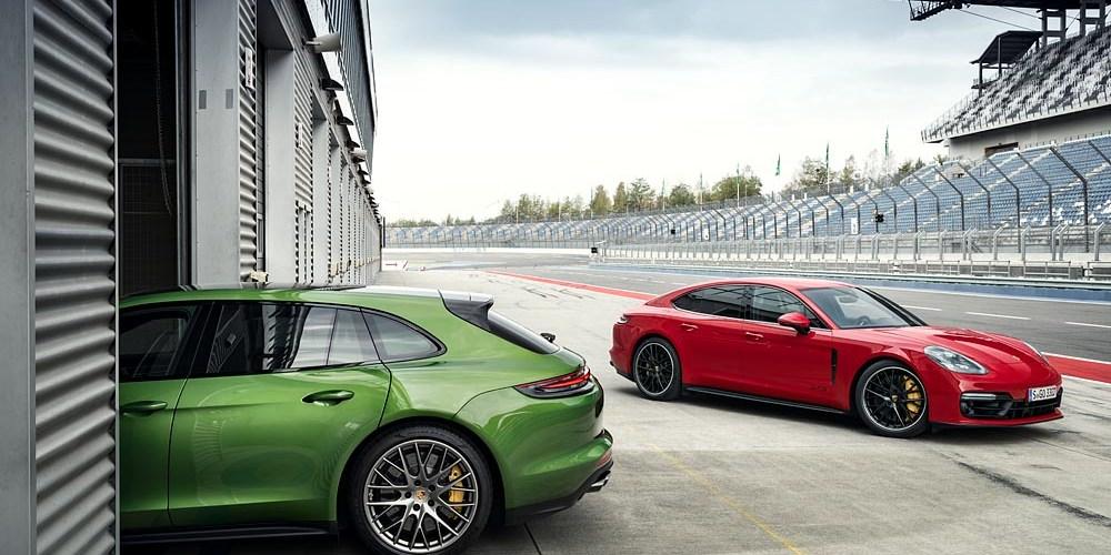 Porsche Panamera ahora con versión GTS y 460 caballos de potencia