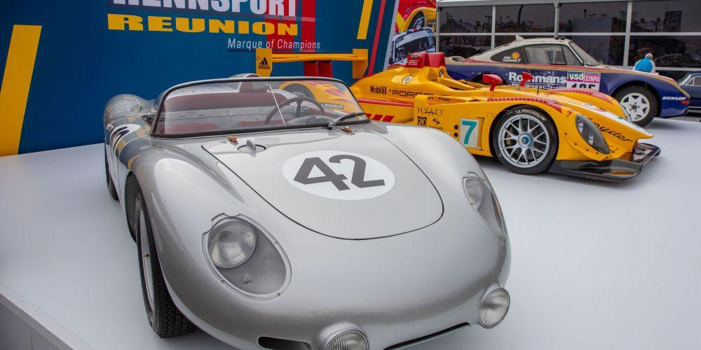 ¡Vivimos la experiencia Rennsport! ¡Porsche a todo lo que da en Laguna Seca!