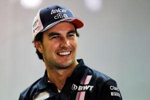 Sergio Pérez se queda con Force India para 2019