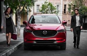 Llega la nueva versión del Mazda CX-5 2019