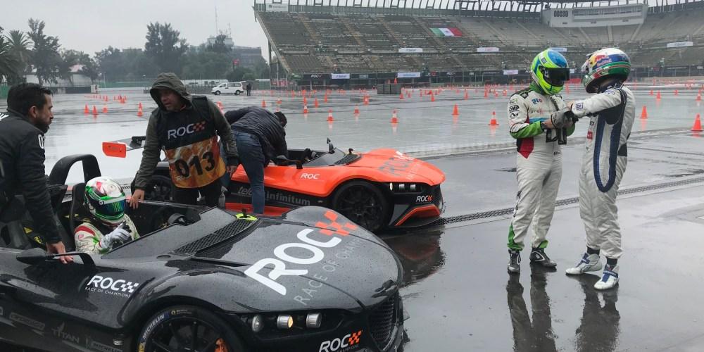 Race of Champions correrá por primera vez en México