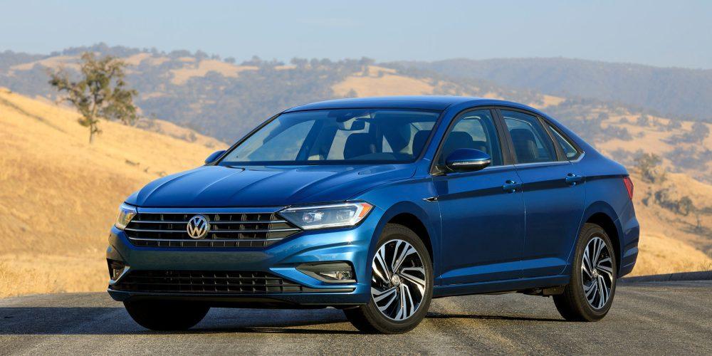 "Volkswagen Jetta 2019 finalista para el premio ""Green Car of The Year"""