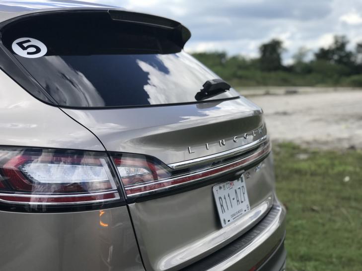 Lincoln Nautilus2638