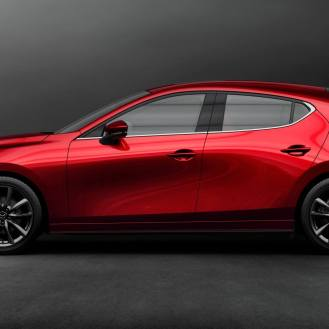 Mazda 3 2019-10