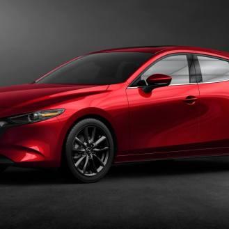 Mazda 3 2019-25